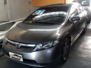 New Civic LXS 1.8   2007