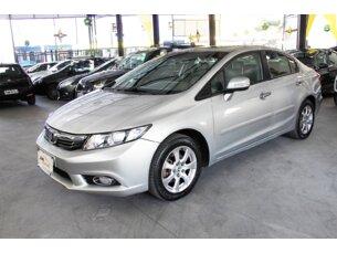 Honda New Civic EXS 1.8 16V I VTEC (Aut) (Flex)