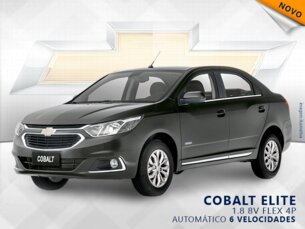 Chevrolet Cobalt Elite V Aut Flex