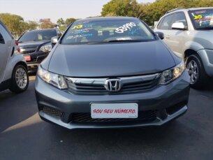 Honda New Civic LXS 1.8 16V I VTEC (Flex)