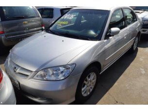Honda Civic Sedan LXL 1.7 16V