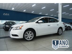 Captivating Nissan Sentra SL 2.0 16V CVT (flex)