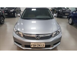 Honda New Civic LXS 1.8 16V I VTEC (Flex)
