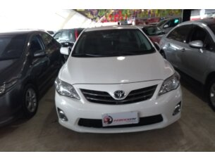 Toyota Corolla Sedan 1.8 Dual VVT I GLI (flex)
