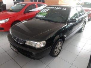 Toyota Corolla Sedan SEG 1.8 16V (nova Série) (aut)