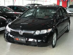 Superior New Civic LXS 1.8 (Flex)   2007