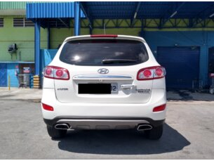 Hyundai Santa Fe GLS 3.5 V6 4x4 5L (aut)