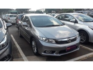 Honda New Civic LXR 2.0 I VTEC (Aut) (Flex)