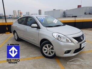 Nissan Versa 1.6 16V SV