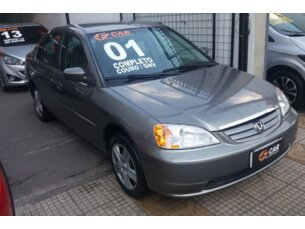 Honda Civic Sedan LX 1.7 16V