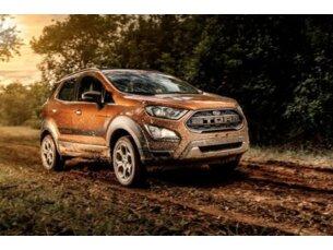 Ford Ecosport Flex 1 6 2 0 Xl Storm A Venda No Rs Icarros