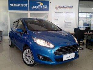 Ford New Fiesta Hatch titanium a venda no RS   iCarros 473929571f