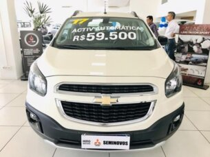 2c7d3dd493cef Chevrolet Spin activ 2017 a venda em todo o Brasil   iCarros