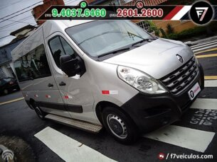 87af25c0202 Renault Master 2.3 16V dCi L2H2 Minibus 16L Standard