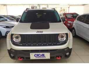 Jeep Renegade Trailhawk Em Goiania Go Icarros