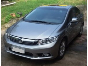 Honda New Civic EXS 1.8 16V I VTEC (Aut) (Flex)