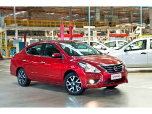 Nissan Versa 1 6 16v Sl Flex