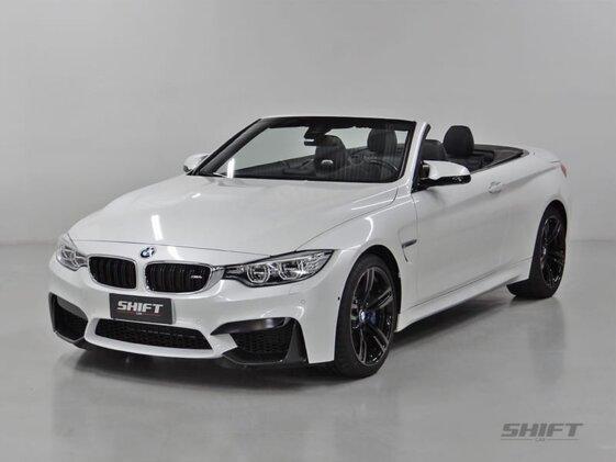 BMW M4 3.0 CONVERSIVEL