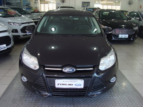 FORD FOCUS HATCH S 1.6 16V TIVCT POWERSHIFT