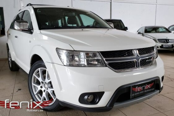 DODGE JOURNEY RT 3.6  AUT