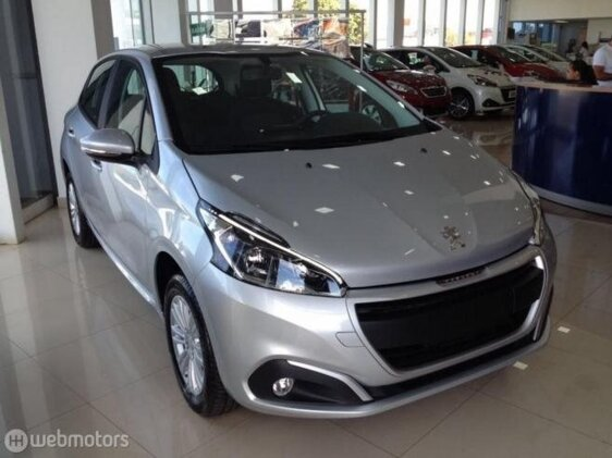 PEUGEOT 208 ACTIVE PACK 1.6 16V  FLEX   AUT