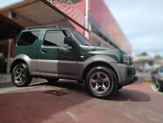 SUZUKI JIMNY 1.3 4WD 4ALL ABS/AIRBAG