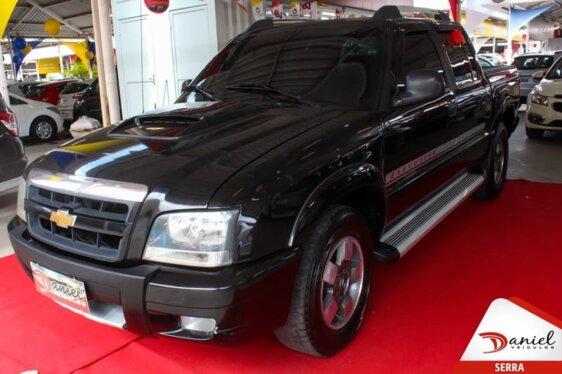 CHEVROLET S10 EXECUTIVE 4X4 2.8  CAB DUPLA
