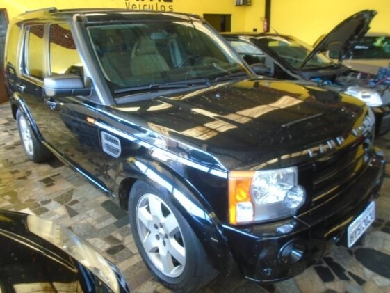 LAND ROVER DISCOVERY 3 4X4 HSE 4.4 V8