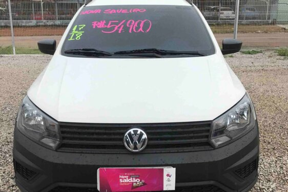 VOLKSWAGEN SAVEIRO ROBUST 1.6 MSI CD  FLEX