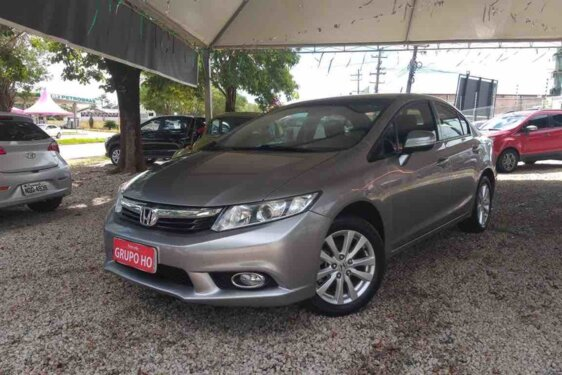 HONDA NEW CIVIC LXR 2.0 I-VTEC  AUT   FLEX