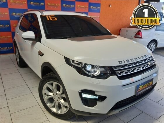 LAND ROVER DISCOVERY SPORT 2.2 SD4 HSE LUXURY 4WD