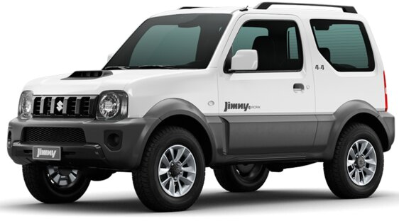 SUZUKI JIMNY 1.3 4WORK 4WD