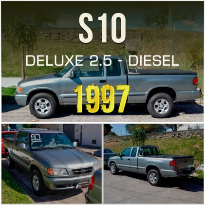 CHEVROLET S10 LUXE 4X2 2.2 EFI  CAB SIMPLES