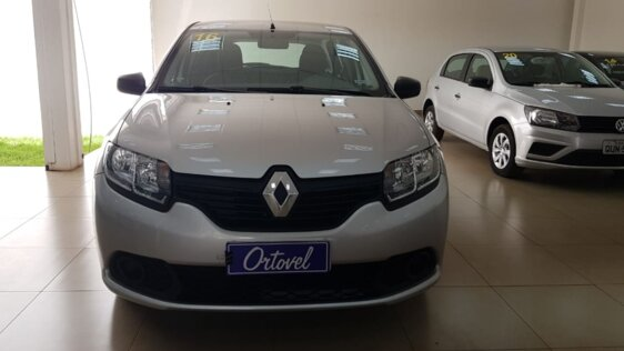 RENAULT SANDERO AUTHENTIQUE 1.0 16V  FLEX