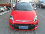 Fiat Punto T-Jet 1.4 Turbo 2012/2013 4P Vermelho Gasolina