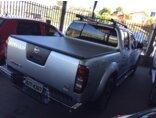 Nissan Frontier 2.5 TD CD 4x4 SV Attack 2015/2015 4P Prata Diesel