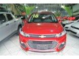 Chevrolet Tracker Premier 1.4 16V Ecotec (Flex) (Aut) 2017/2018 4P Vermelho Flex