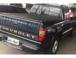 Chevrolet S10 Tornado 4x2 2.8 Turbo Electronic (Cab Dupla) 2007/2008 4P Azul Diesel