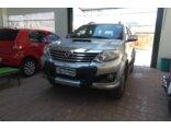 Toyota Hilux SW4 3.0 TDI 4x4 SRV 5L 2015/2015 4P Prata Diesel
