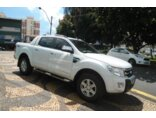 Ford Ranger 3.2 TD 4x4 CD Limited Auto 2014/2015 4P Branco Diesel