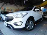 Hyundai Grand Santa Fe GLS 3.3L V6 4wd 2013/2014 4P Branco Gasolina