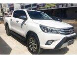 Toyota Hilux 2.8 TDI SRX CD 4x4 (Aut) 2016/2016 4P Branco Diesel