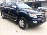 Ford Ranger 3.2 TD 4x4 CD Limited Auto 2014/2015 4P Preto Diesel