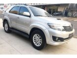 Toyota Hilux SW4 SRV 3.0 TDI 4X4 (5 Lugares) 2013/2013 5P Prata Diesel
