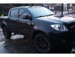 Toyota Hilux STD 4x4 2.5 (cab. simples) 2010/2010 4P Preto Diesel