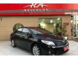 Toyota Corolla Sedan 2.0 Dual VVT-I Altis (flex)(aut) 2012/2013 4P Preto Flex
