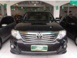 Toyota Hilux SW4 3.0 TDI 4x4 SRV 5L 2014/2014 4P Preto Diesel