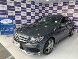 Mercedes-Benz C 250 Sport 2014/2015 4P Cinza Gasolina