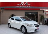 Chevrolet Prisma 1.0 SPE/4 Eco Joy 2018/2019 4P Branco Flex