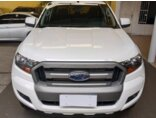 Ford Ranger 2.2 TD XLS CD 4x4 2017/2018 4P Branco Diesel